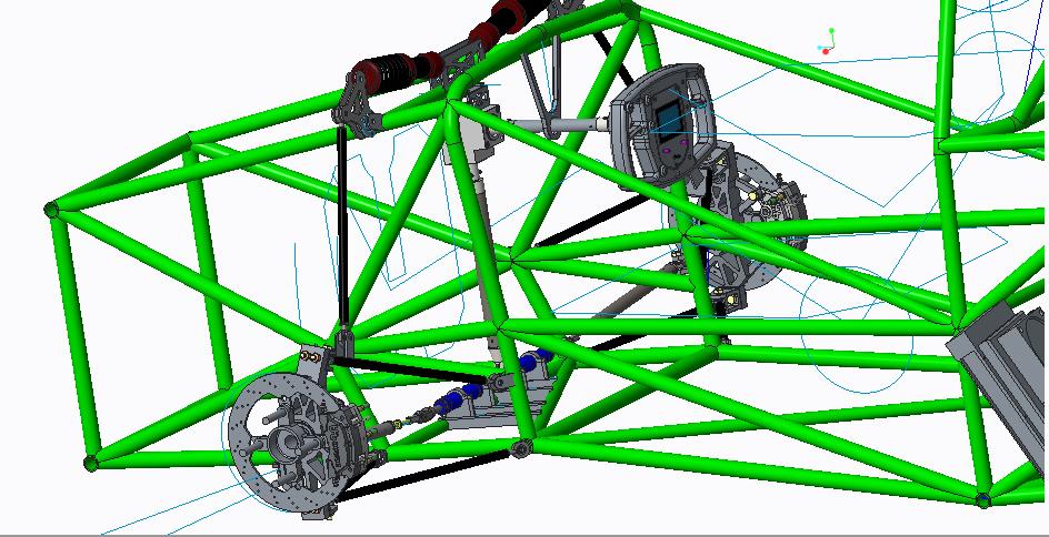 Tecnun Seed Racing Formula Student ISB Sport 1