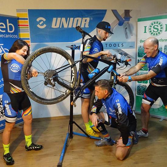 BTTO Team Embajador ISB Sport