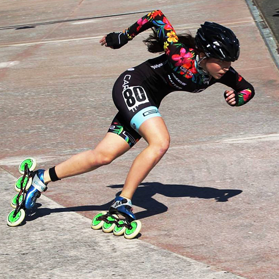 Carbone Radical Team embajador ISB Sport