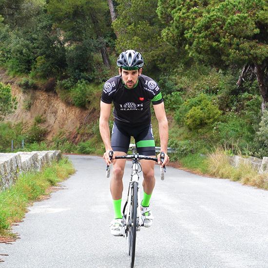 Sergi Puigmal Embajador ISB Sport