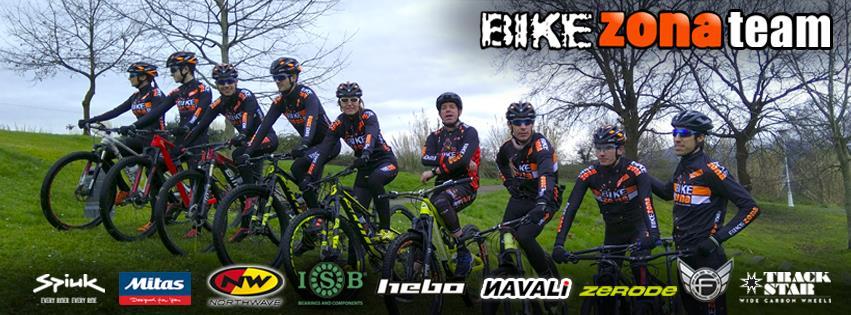 3 podios para el Bikezona Team en el Open de Euskadi de MTB