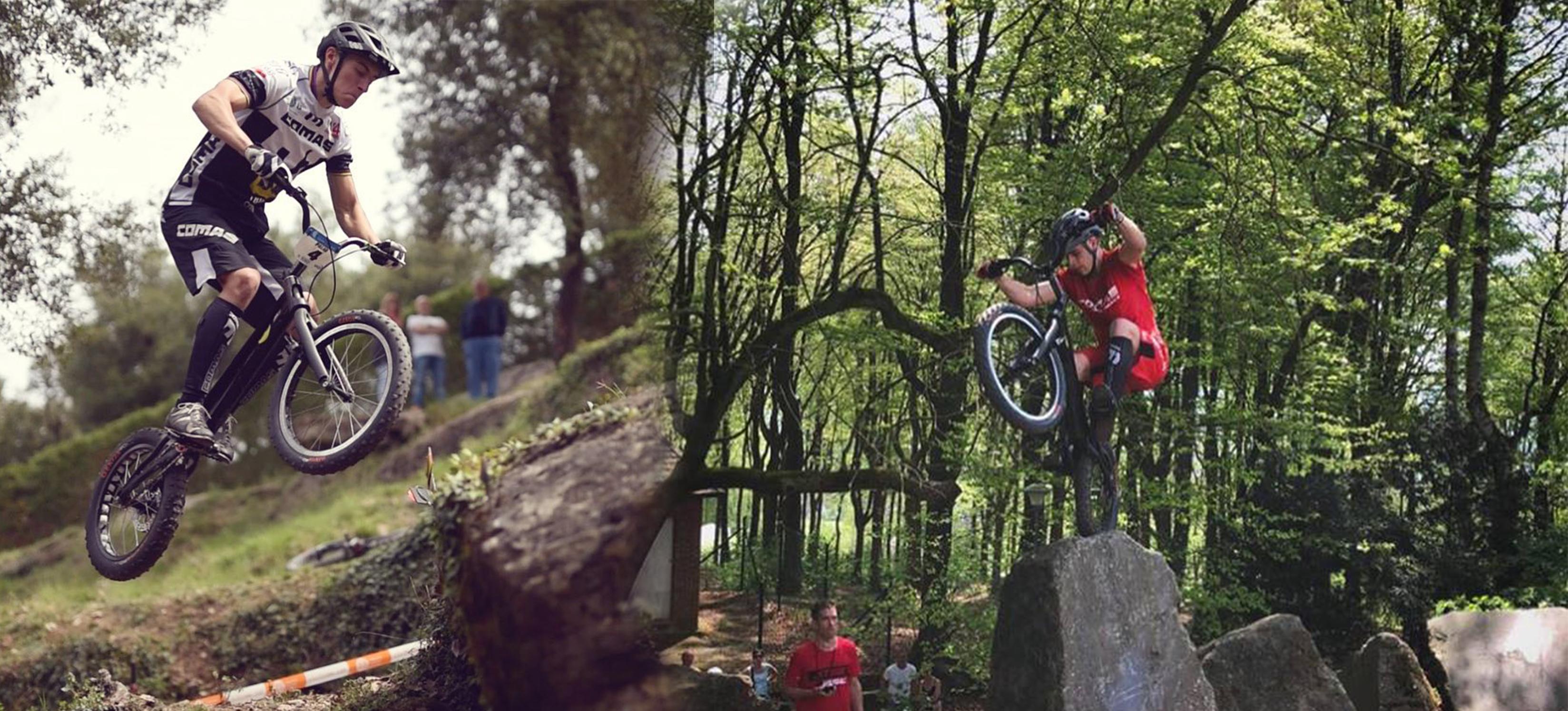 Dani Comas Trial ISB Sport