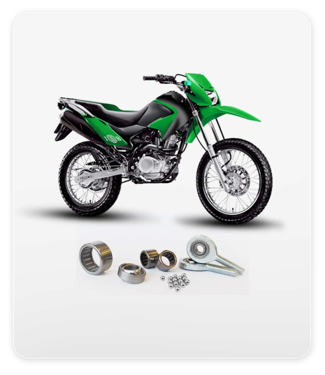 Otros componentes moto
