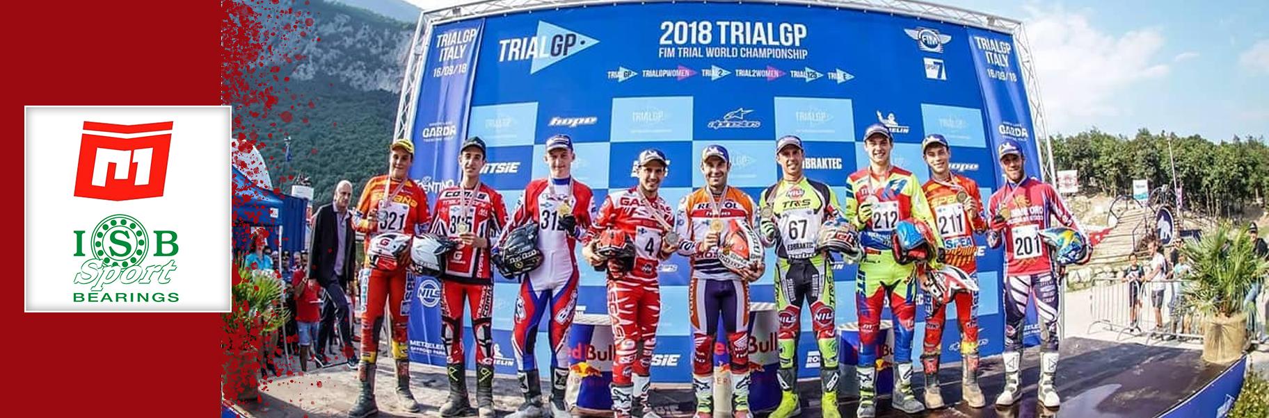 Cabecera Pablo Suarez Trial GP Comas Moto Trial ISB Sport
