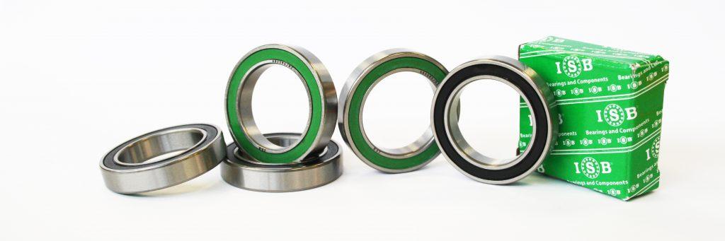 Tipos de rodamientos para bicicleta - Rodamientos de acero para bicicleta ISB SPORT