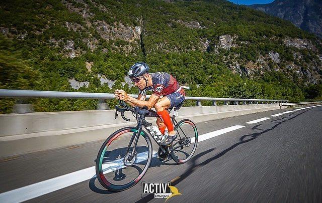 Victor del Corral ISB Sport Embruman