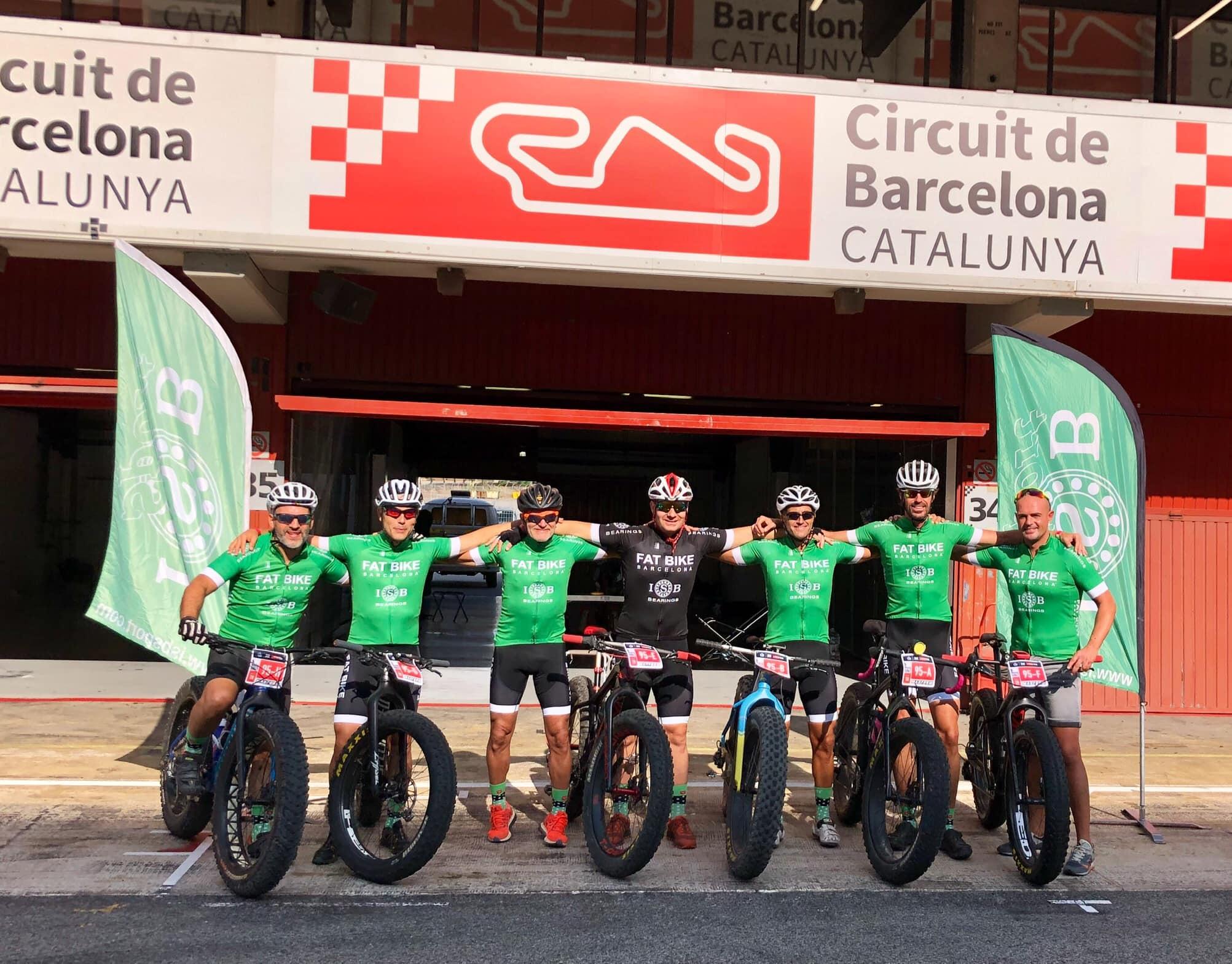 ISB Sport Fat Bike Barcelona Gran Fondo 24h Montmelo (11)