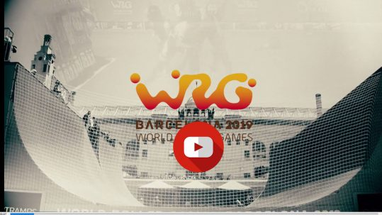 Video ISB Sport en World roller Games