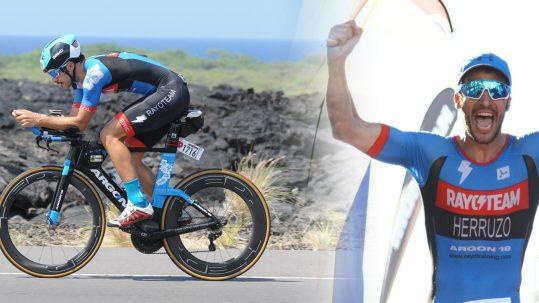 Ivan Herruzo embajadore isb sport triatlon