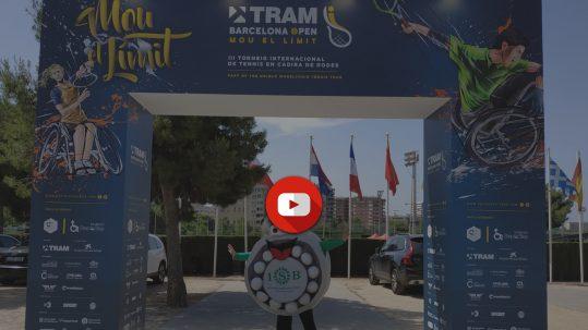 TRAM Barcelona Open ISB Sport
