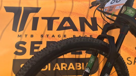 ISB Sport - Fat Bike Barcelona Titan Series Arabia (40)