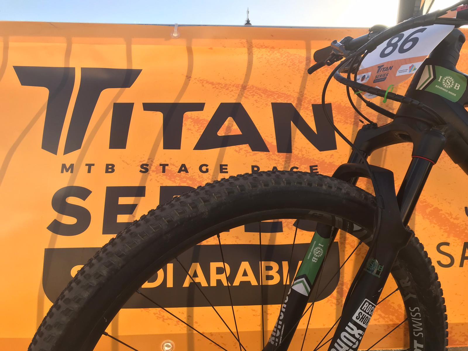 ISB Sport - Fat Bike Barcelona Titan Series Arabia (40)