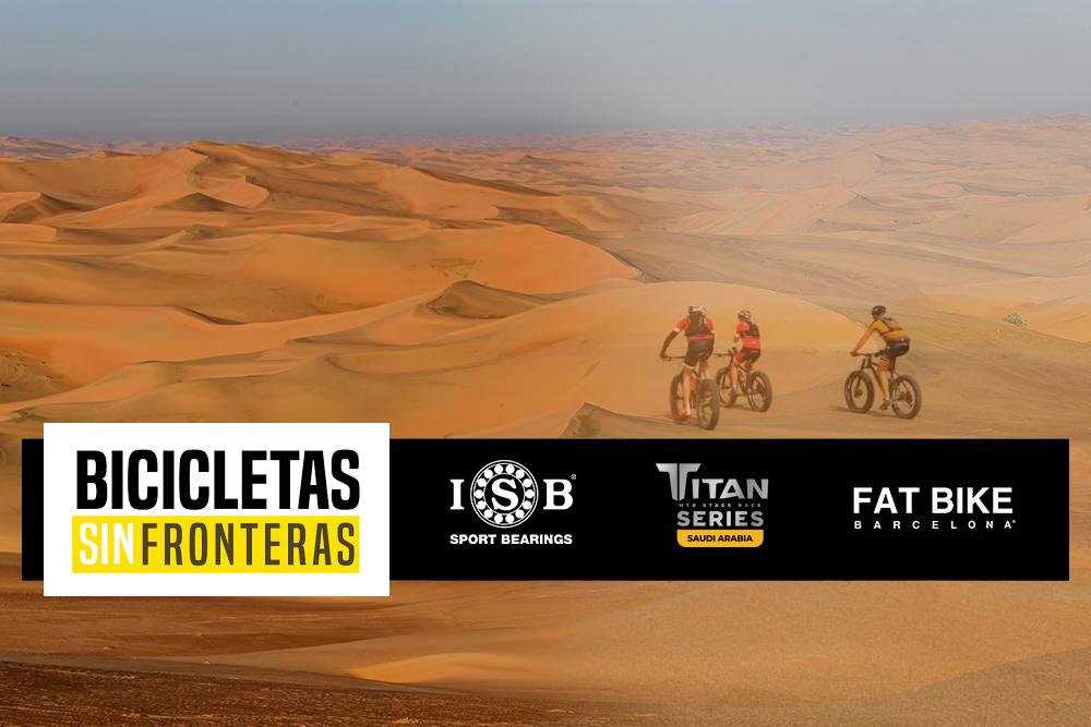 ISB Sport para bicicletas sin fronteras