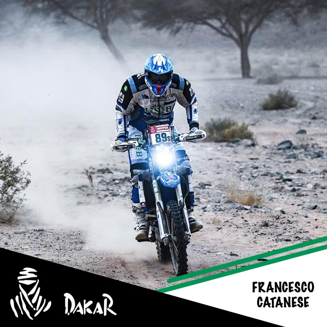 Dakar Francesco Catanese
