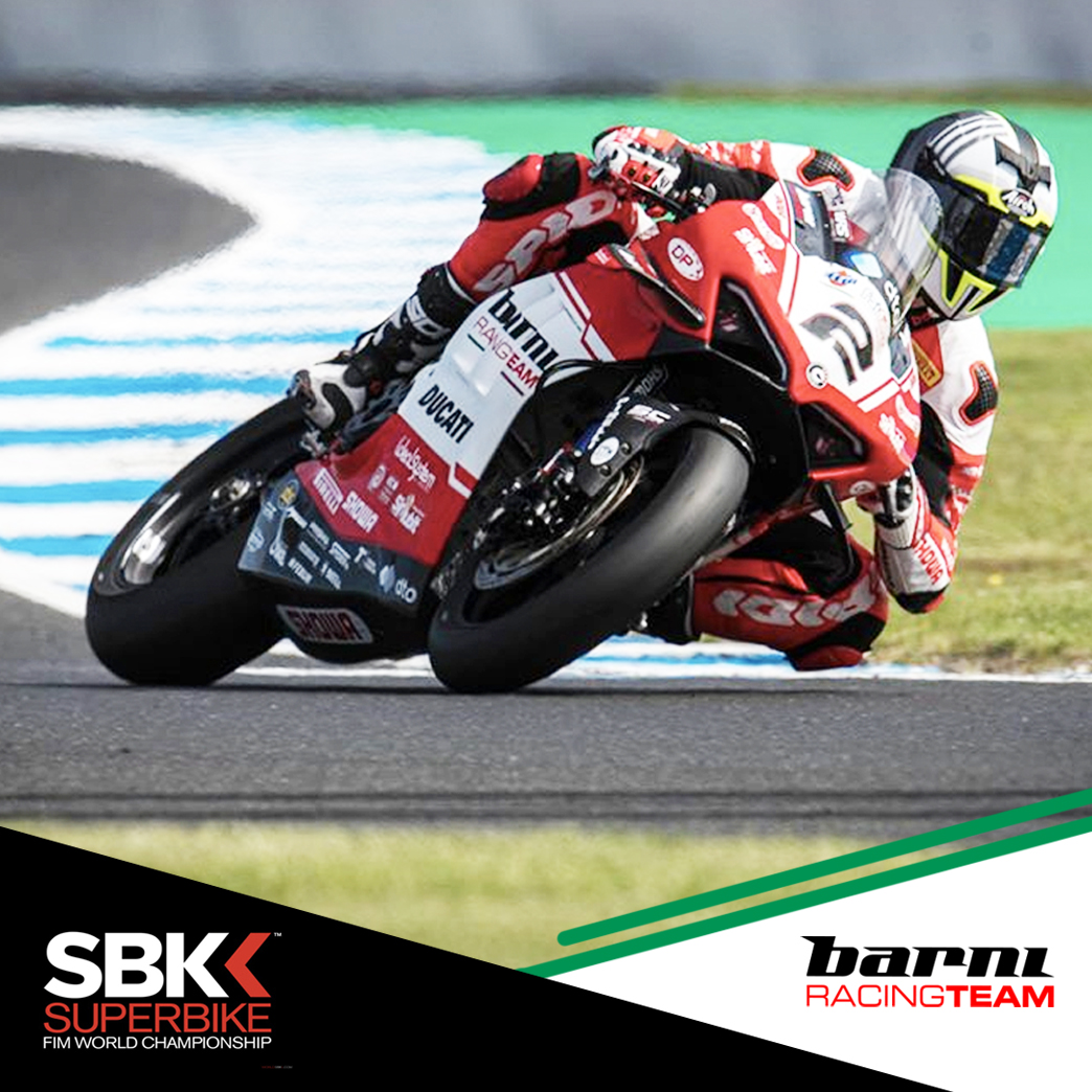 ISB Barni racing