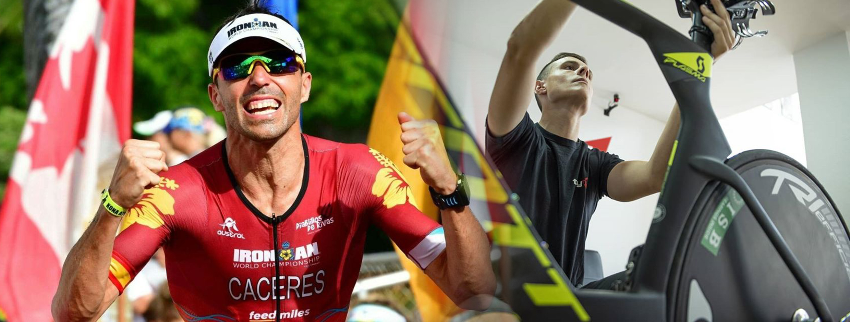 Ivan Caceres Triatlon embajador isb sport