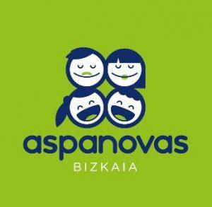 Logo Aspanovas Bizkaia