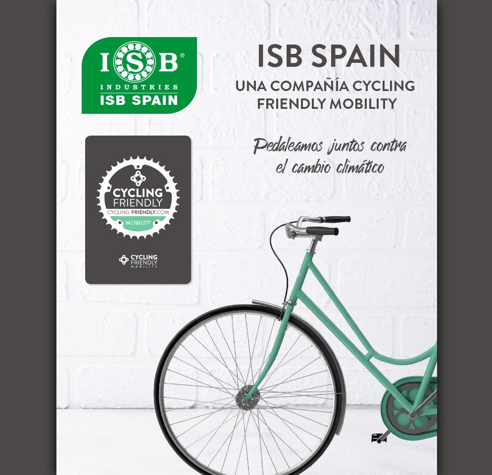 isb spain movilidad sostenible isb sport