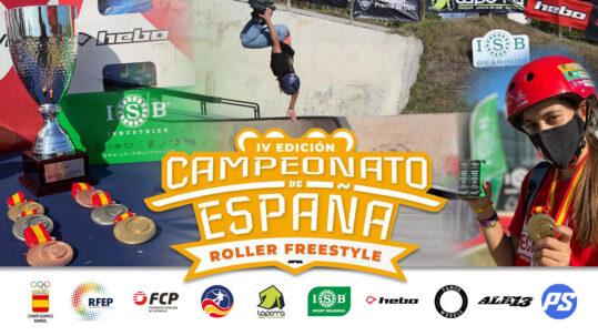 Campeonato España Roller Freestyle