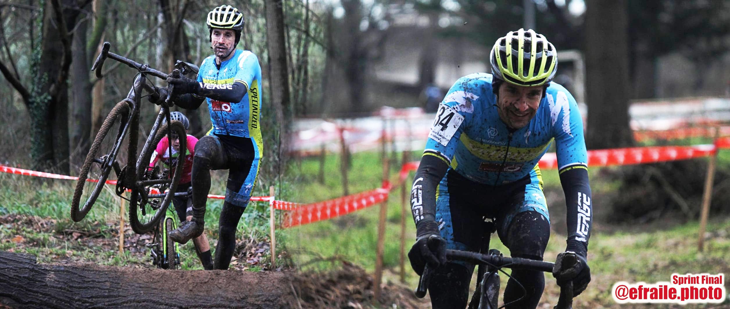 Aitor Hernandez ISB Sport Campeonato de España ciclocross