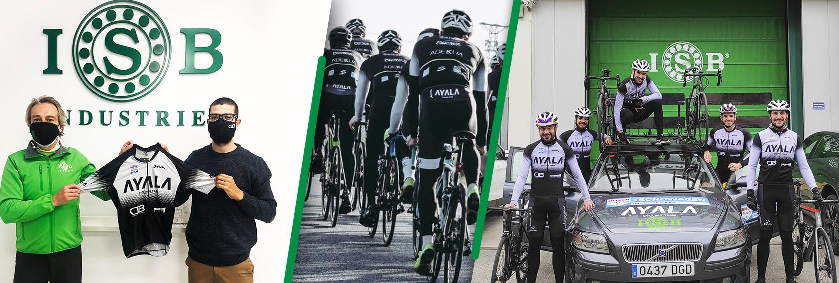 Club ciclista Ayala Cycling Team ISB Sport