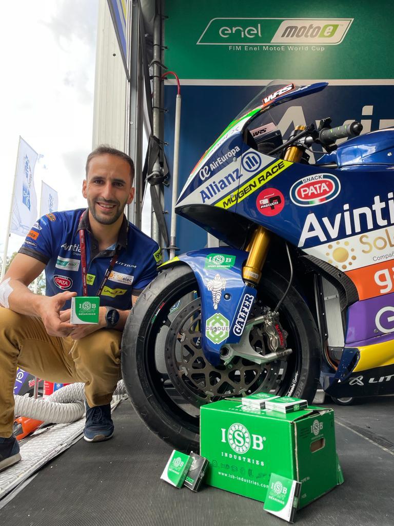 Avintia Racing Copa del mundo (1)