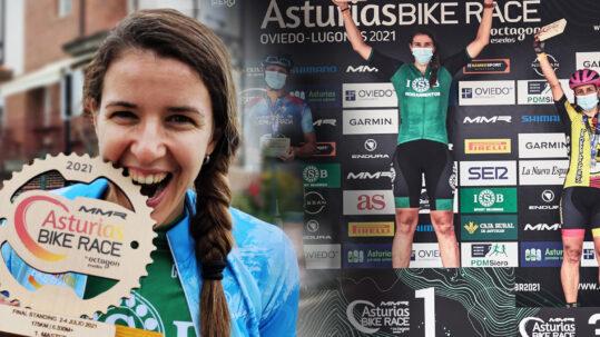 Marta Ballus ISB Sport Asturias Bike Race